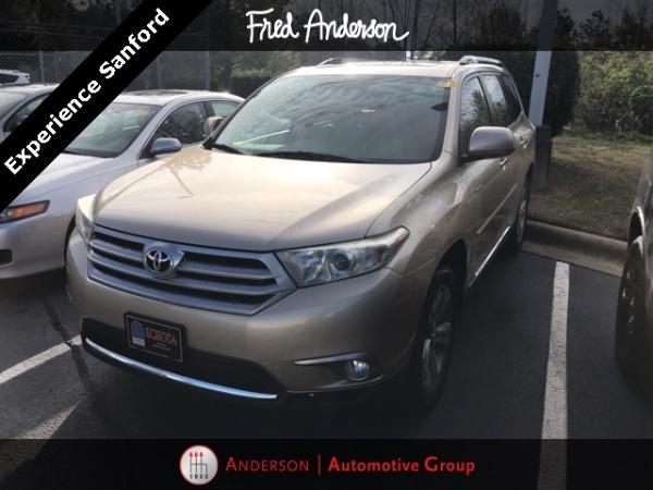 Toyota Highlander 2013 $14450.00 incacar.com
