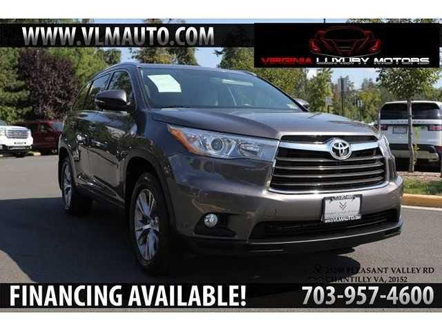 Toyota Highlander 2015 $23700.00 incacar.com