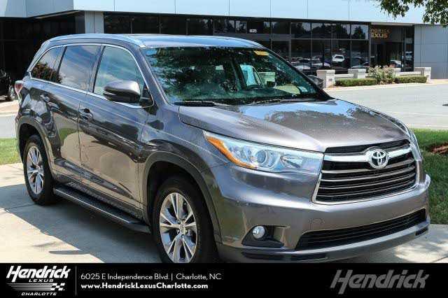 Toyota Highlander 2015 $23697.00 incacar.com