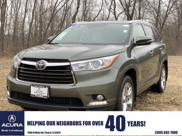 Toyota Highlander 2015 $29972.00 incacar.com