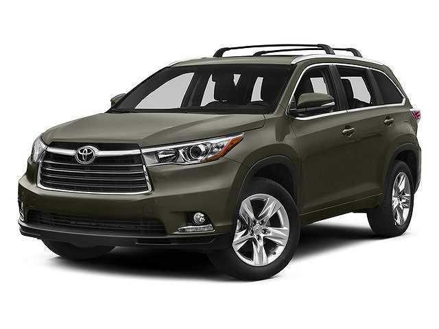 Toyota Highlander 2015 $23871.00 incacar.com