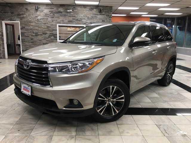Toyota Highlander 2016 $28998.00 incacar.com