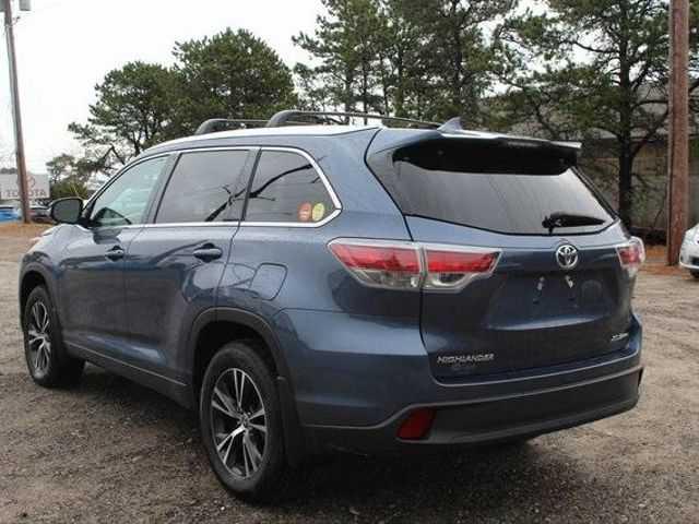 Toyota Highlander 2016 $32374.00 incacar.com