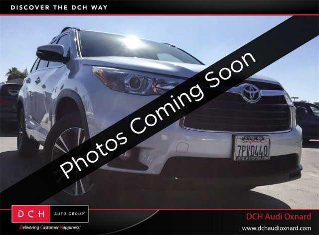 Toyota Highlander 2016 $27987.00 incacar.com
