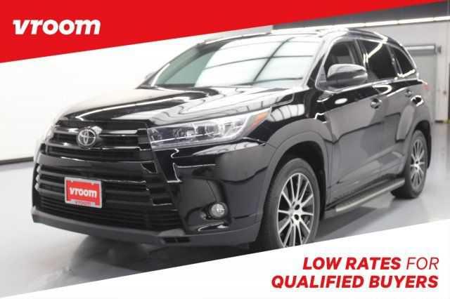 Toyota Highlander 2017 $35680.00 incacar.com