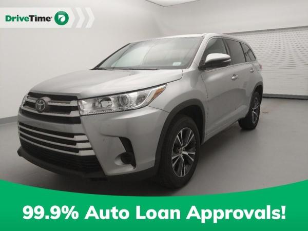 Toyota Highlander 2018 $25697.00 incacar.com