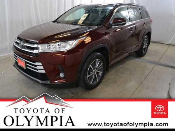 Toyota Highlander 2018 $37911.00 incacar.com