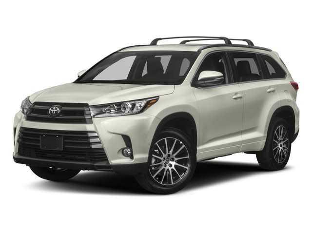 Toyota Highlander 2018 $890.00 incacar.com