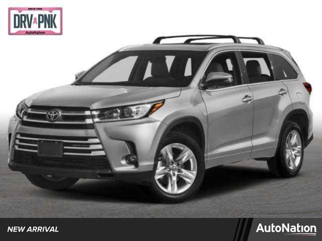 Toyota Highlander 2019 $40101.00 incacar.com