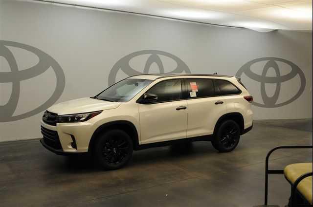 Toyota Highlander 2019 $43494.00 incacar.com