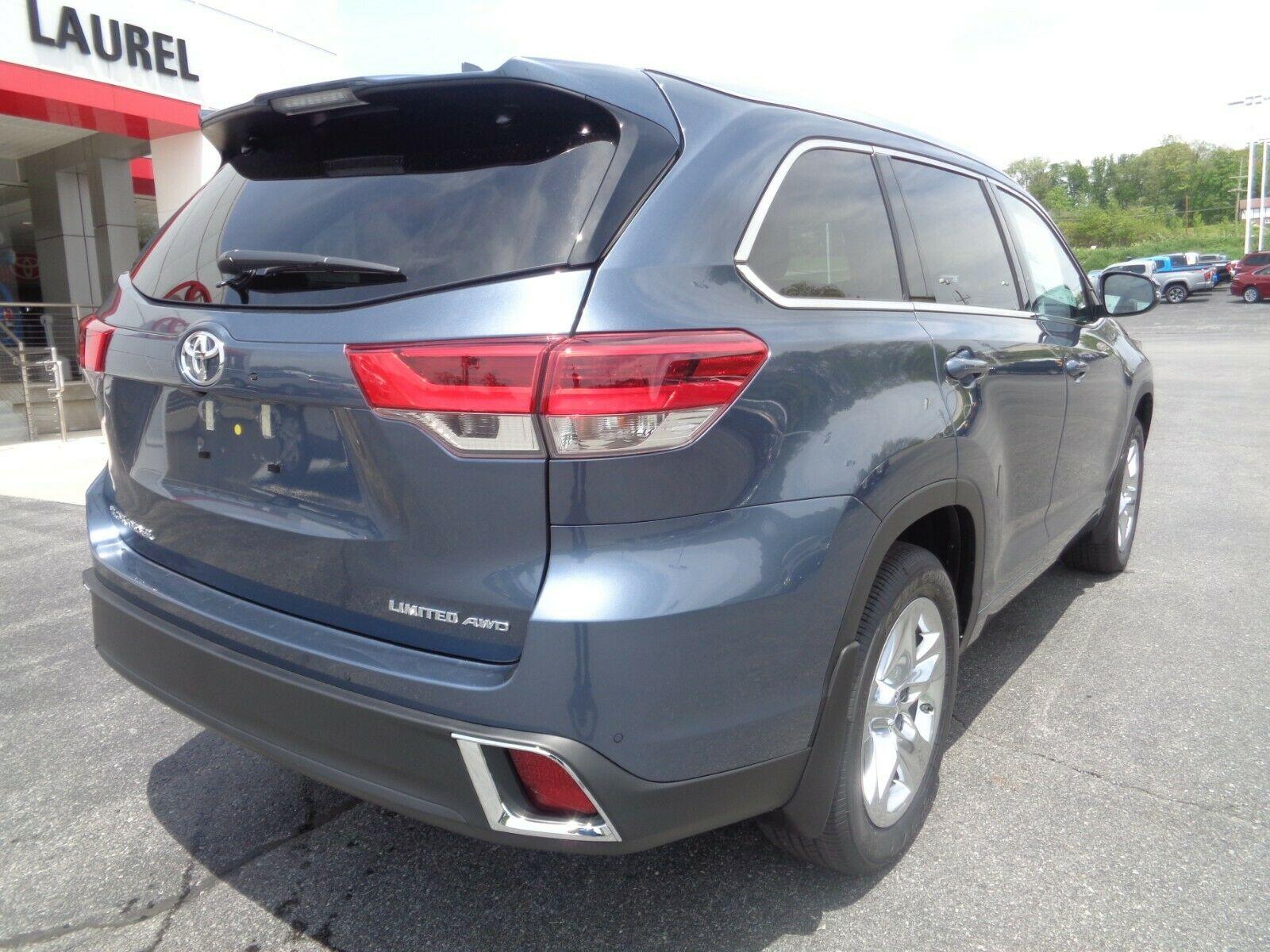 Toyota Highlander 2019 $40351.00 incacar.com