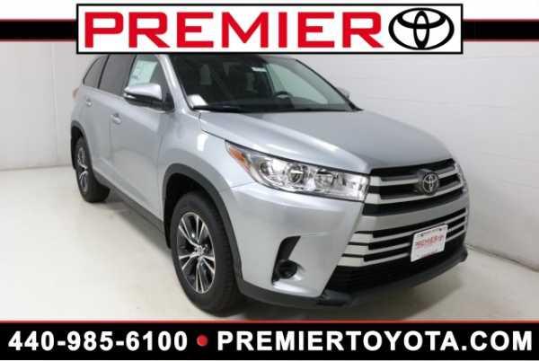 Toyota Highlander 2019 $30957.00 incacar.com