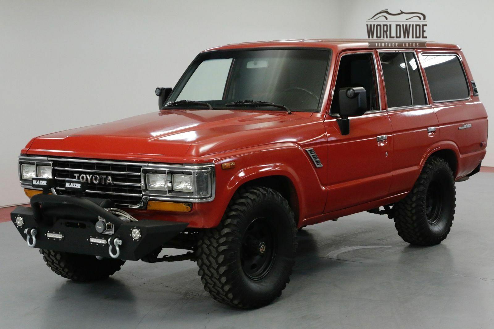 Toyota Land Cruiser 1989 $21900.00 incacar.com