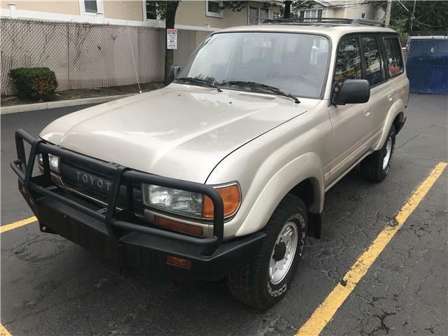 Toyota Land Cruiser 1992 $9950.00 incacar.com
