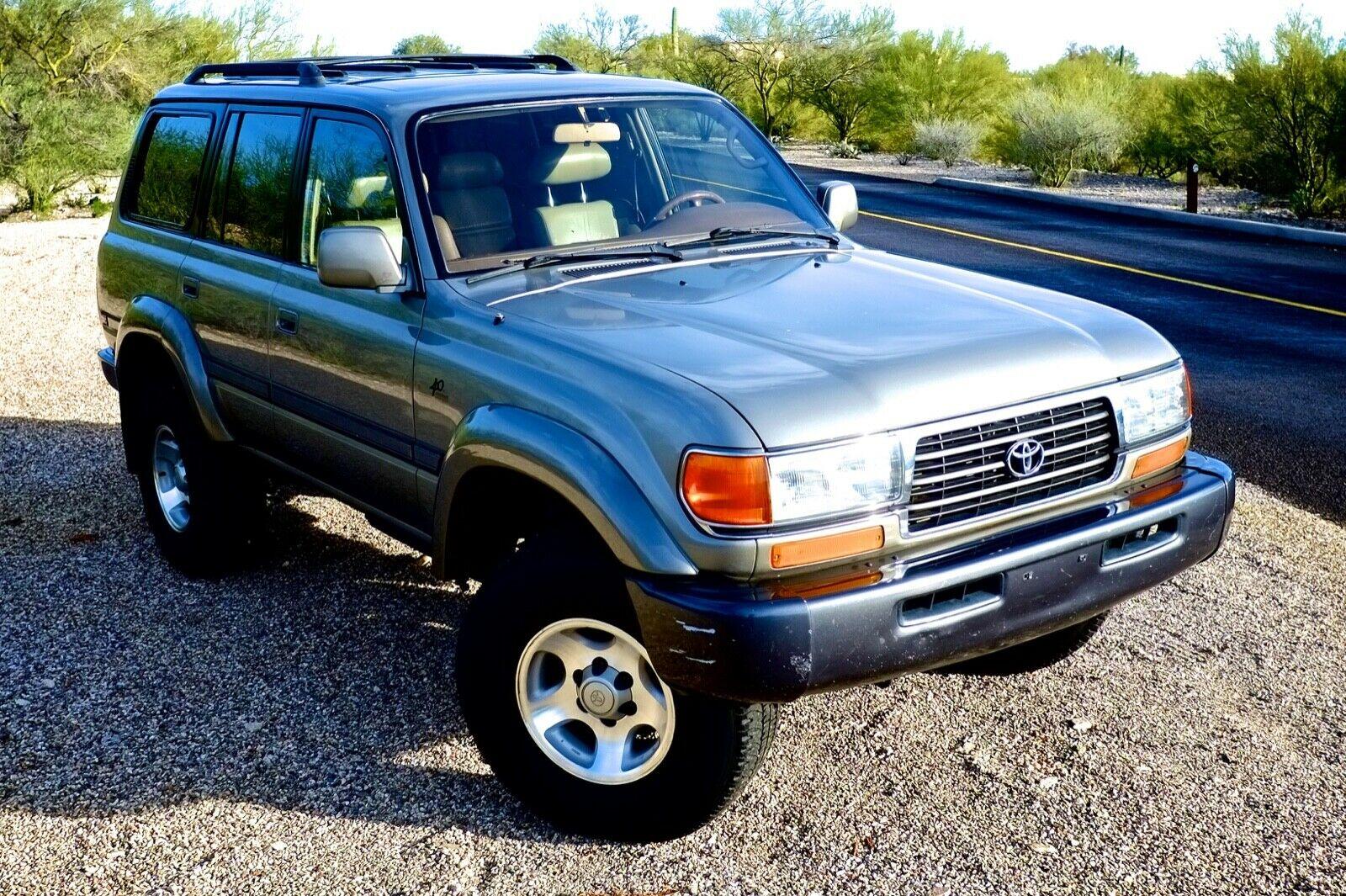 Toyota Land Cruiser 1997 $11500.00 incacar.com