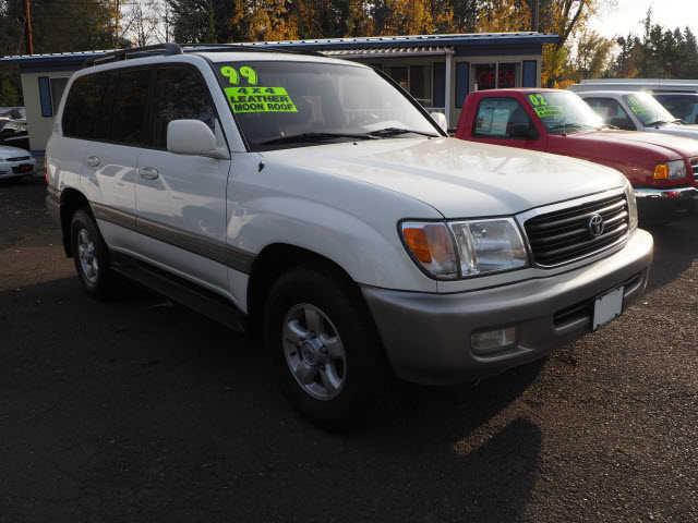 Toyota Land Cruiser 1999 $18995.00 incacar.com