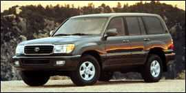 used Toyota Land Cruiser 1999 vin: JT3HT05J9X0075774