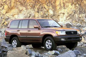Toyota Land Cruiser 2000 $13995.00 incacar.com