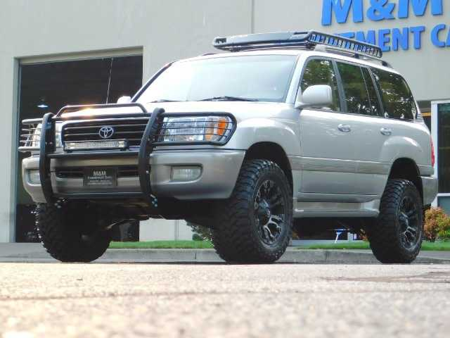 2000 Toyota Land Cruiser $17990 00 for sale in Portland, OR