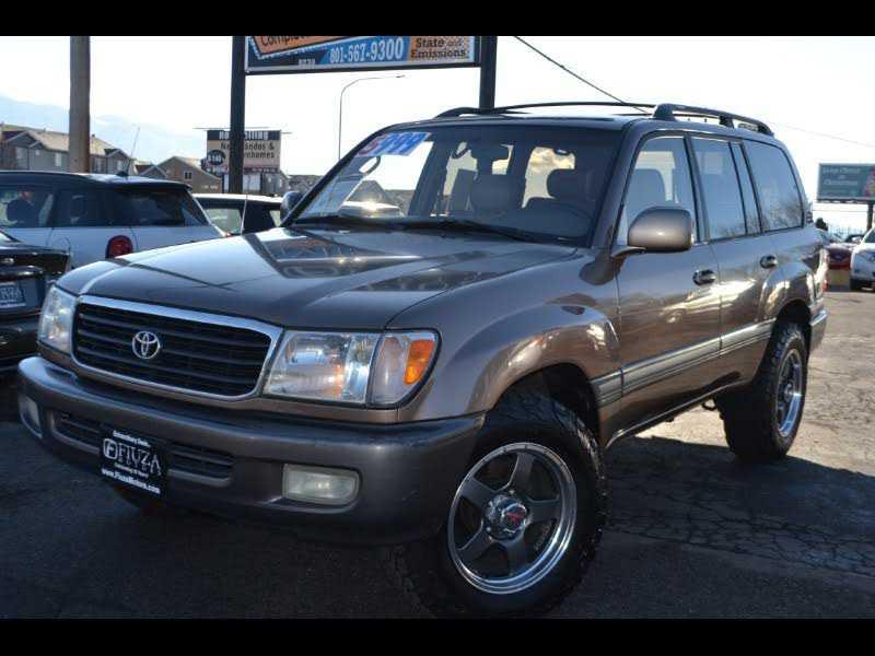 Toyota Land Cruiser 2000 $4975.00 incacar.com