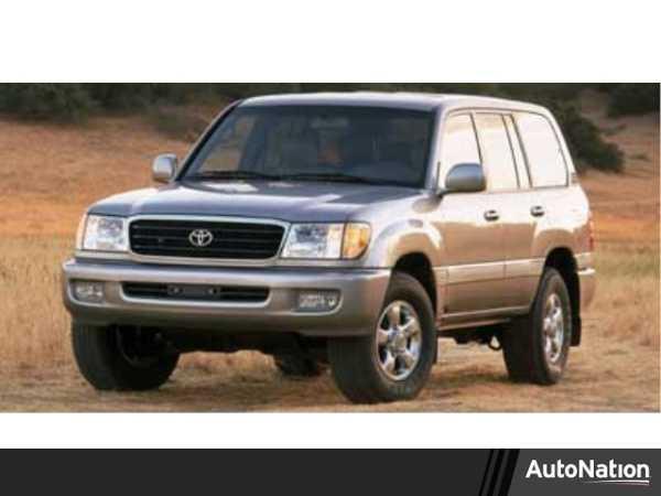 Toyota Land Cruiser 2002 $8694.00 incacar.com