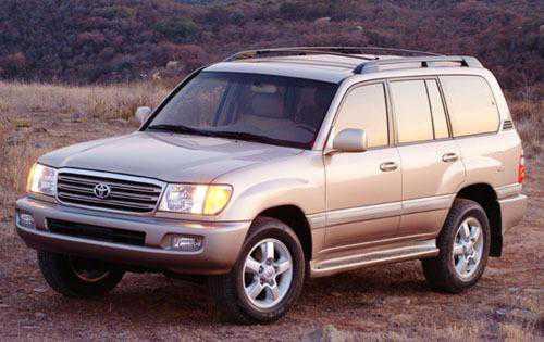 Toyota Land Cruiser 2004 $10988.00 incacar.com