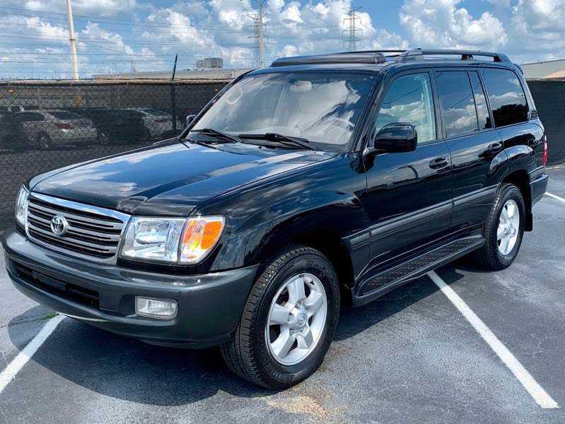 Toyota Land Cruiser 2005 $11990.00 incacar.com