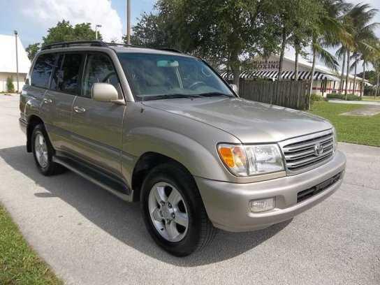 Toyota Land Cruiser 2005 $15500.00 incacar.com
