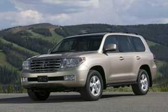 Toyota Land Cruiser 2008 $40260.00 incacar.com
