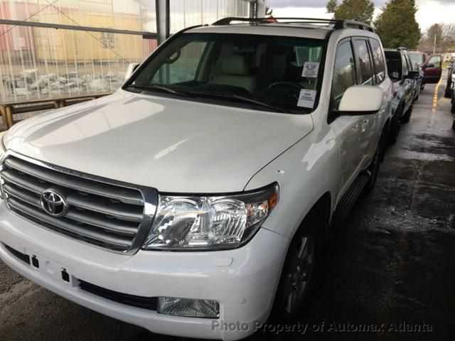 Toyota Land Cruiser 2009 $29750.00 incacar.com