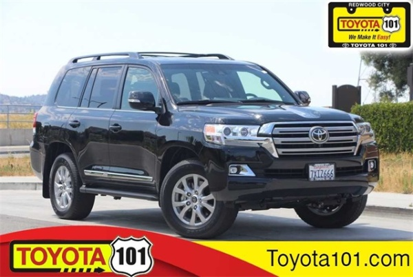 Toyota Land Cruiser 2018 $84891.00 incacar.com