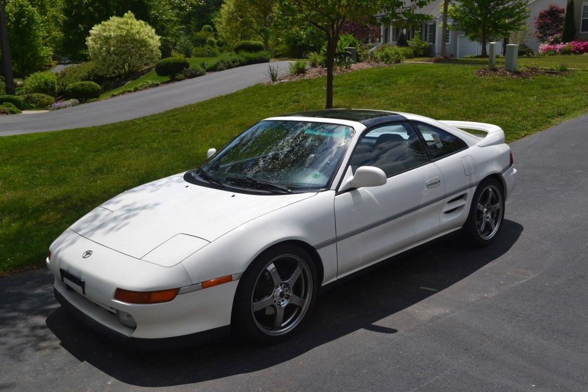 Toyota MR2 1993 $10000.00 incacar.com