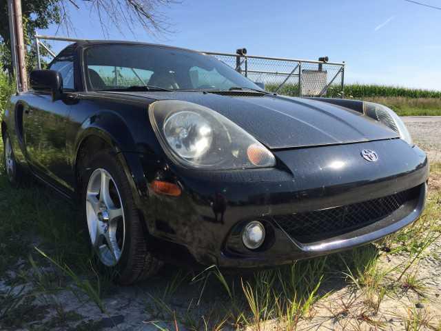 Toyota MR2 2000 $5300.00 incacar.com