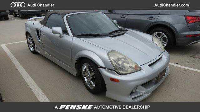 Toyota MR2 2003 $7528.00 incacar.com