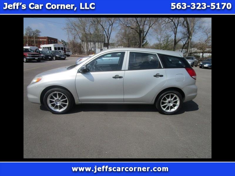 Toyota Matrix 2003 $6500.00 incacar.com