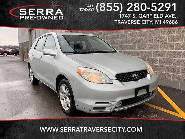 Toyota Matrix 2003 $3486.00 incacar.com
