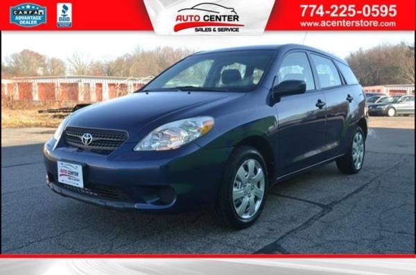 Toyota Matrix 2005 $3399.00 incacar.com