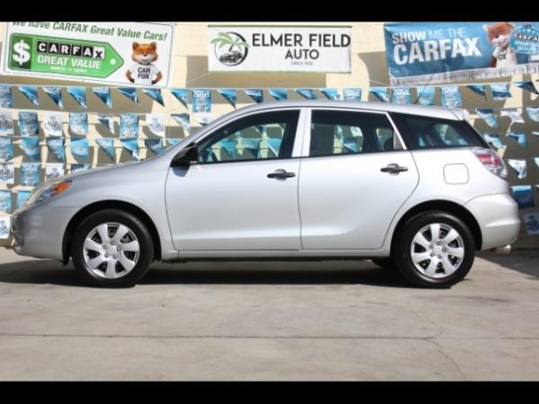 Toyota Matrix 2005 $9500.00 incacar.com