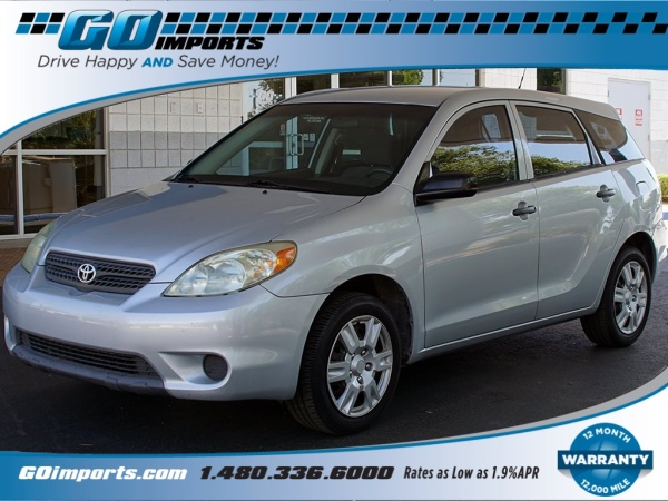 Toyota Matrix 2005 $3174.00 incacar.com