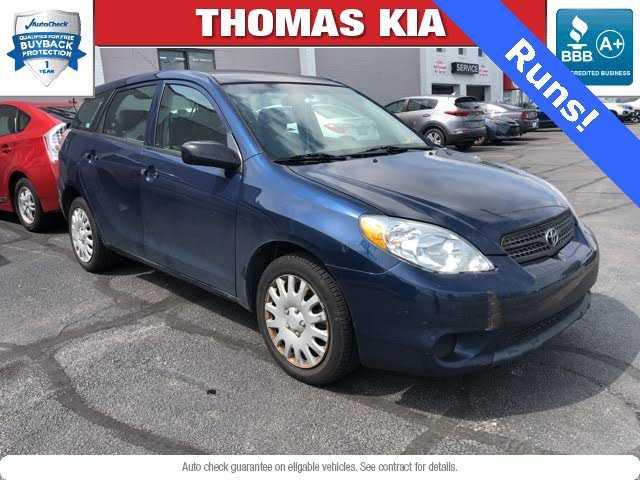 Toyota Matrix 2006 $1291.00 incacar.com