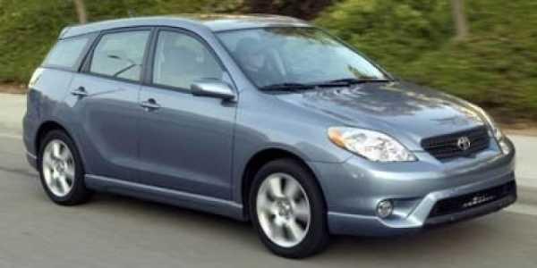 Toyota Matrix 2006 $1900.00 incacar.com