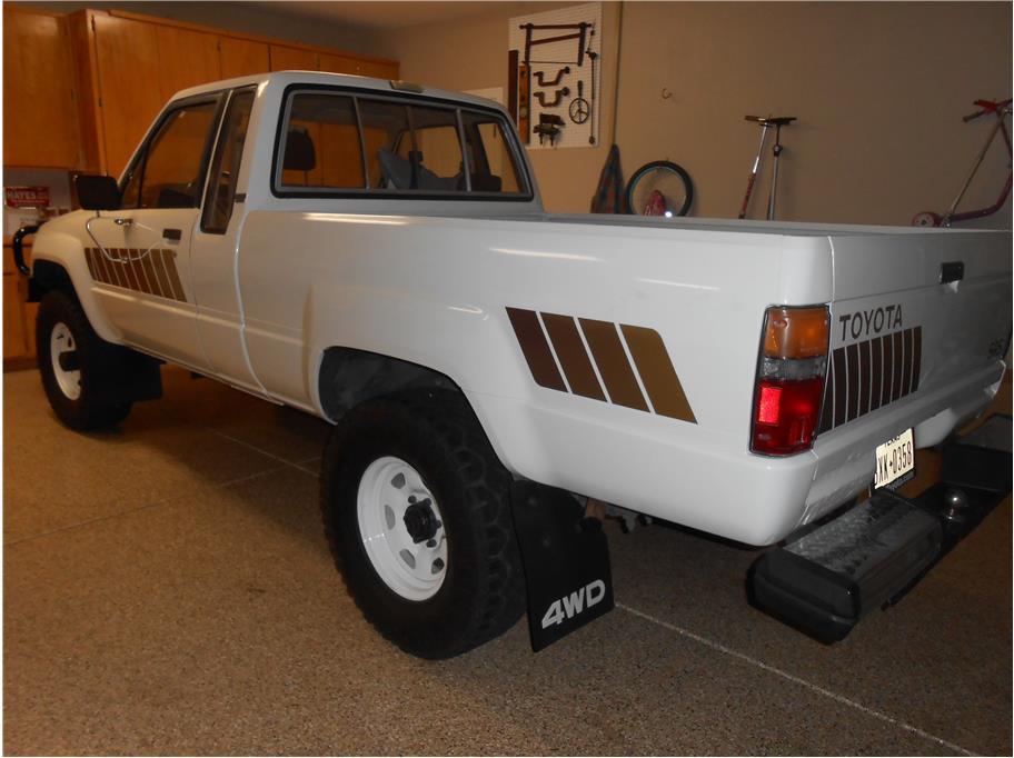 Toyota Pickup 1984 $21995.00 incacar.com