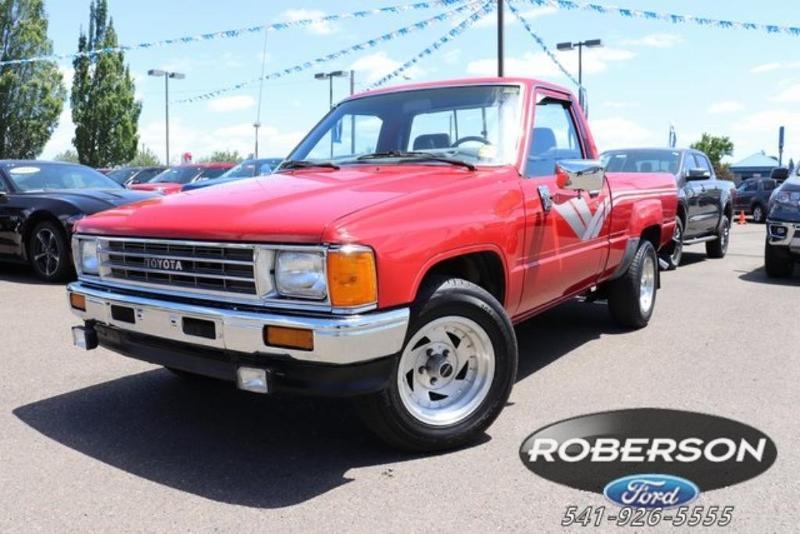 Toyota Pickup 1988 $3995.00 incacar.com