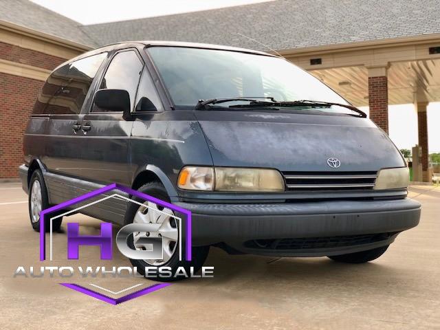 Toyota Previa 1992 $3500.00 incacar.com