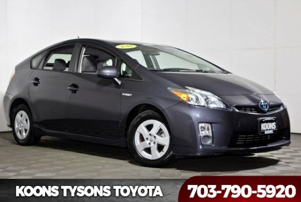 Toyota Prius 2011 $12604.00 incacar.com