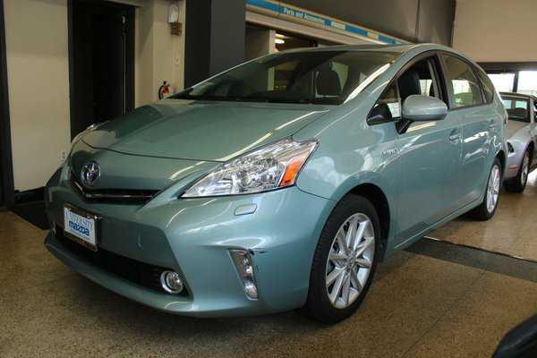 Toyota Prius 2014 $16841.00 incacar.com