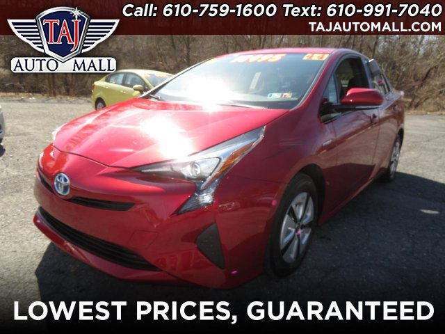 Toyota Prius 2016 $16777.00 incacar.com