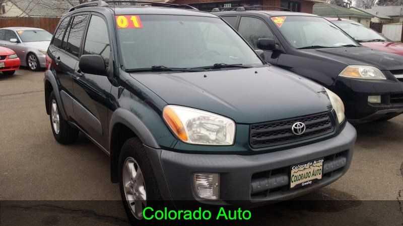 Toyota RAV4 2001 $7495.00 incacar.com