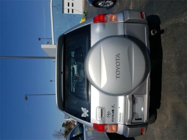 Toyota RAV4 2001 $4291.00 incacar.com