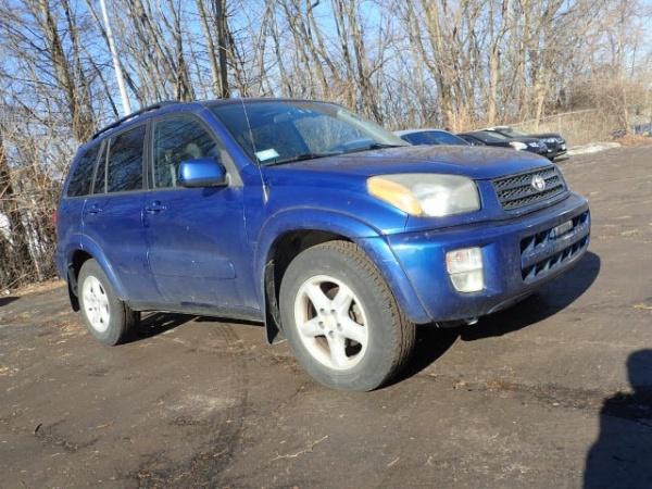Toyota RAV4 2002 $3413.00 incacar.com